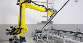 Robotics robots for process chaining assembly process electrics